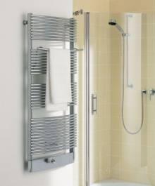 Produktbild: Kermi Basic-D Badheizkörper 1172x749 cm weiss  rechts